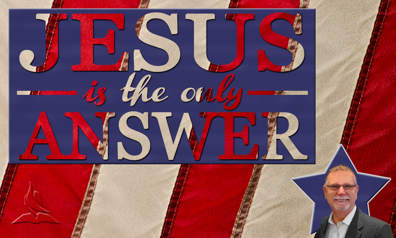 jesus_only_answer
